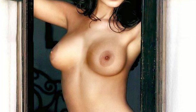 Aida yespica topless