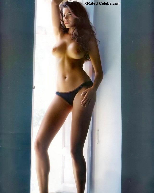 Aida Yespica Nuda