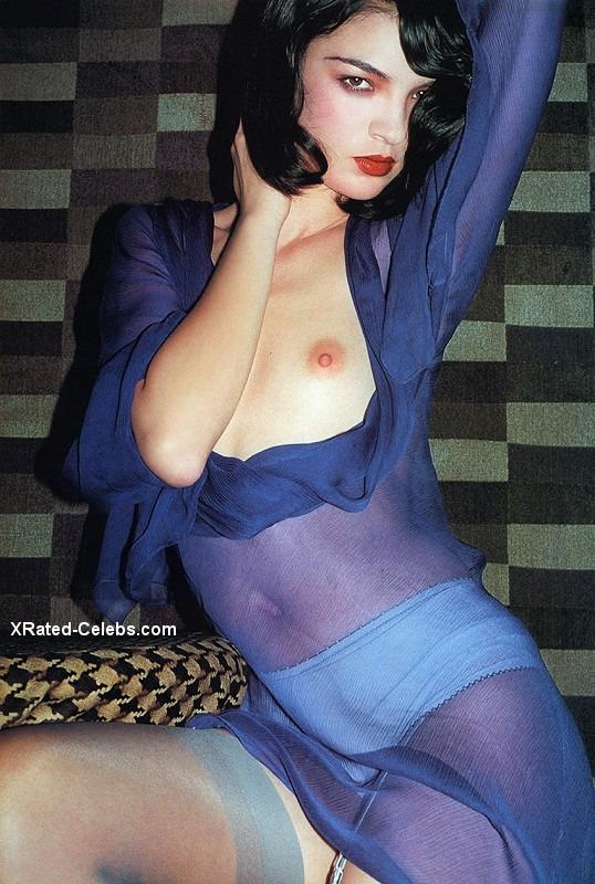 Boscono nude mariacarla Nude Celebrities