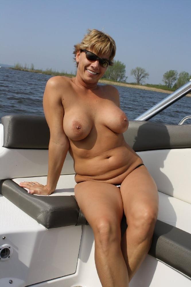 Brandi Jaimes Gets Fucked On A Boat
